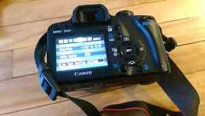 Canon Rebel XS kit with 18-55mm II