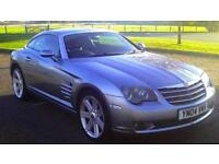 2004 Chrysler Crossfire V6 Petrol blue Automatic