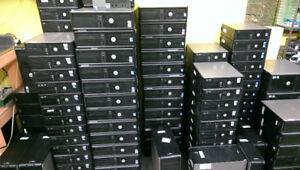 Chaque ou Lots Boitiers d Ordinateur Dell Optiplex 745/755 Core2