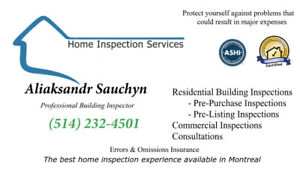 Professional Montreal Home Inspection At Ease!