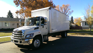 2015 HINO 338 FULLY EQUIPPED (118k)