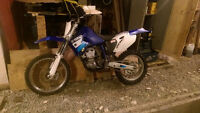 2001 wr426 sell/trade