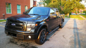 """Ford F-150 FX4 Sport 2013 3.5L - GPS, Toit ouvrant, Mags 20"""", ++"""