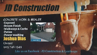 JD Construction & Landscaping