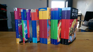 Harry Potter Series (1st ~ 7th books)