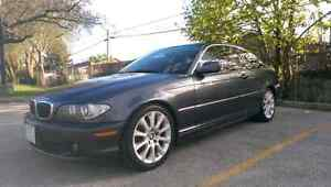 2005 bmw 325ci - Well Maintained