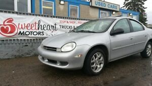 2001 Chrysler Neon Sedan