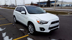 2014 Mitsubishi RVR GT Leather 4WD Certified
