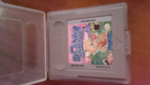 Game Boy Bonks Adventure