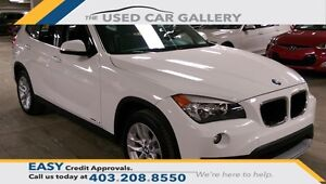 2015 BMW X1 xDrive28i, Sunroof, Heated steering wheel!
