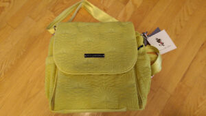 NWT Petunia Pickle Bottom Boxy Embossed Diaper Backpack - Union