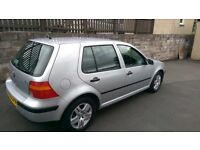 VW Golf 1.9 TDI 100BHP