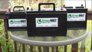 Can batteries truck batteries $49.99 call or text Mitch