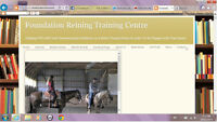 Free Professional Horse Information on my website