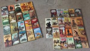 Louis Lamour Western Novels
