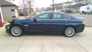 2011 BMW 5-Series 535i xDrive Sedan 1 Owner No Accidents