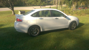 2011 Ford focus se 180000 km certified satay