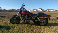 2008 Harley Fat Bob FXDF Dyna *Trade for truck*