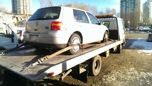 TOWING (flatbed) AND   SCRAP/junk CAR REMOVAL   6047609537