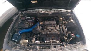 1995 acura integra parts car or mechanic special