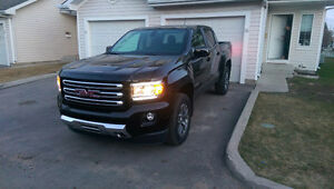 2015 GMC Canyon 4WD SLE All Terrain