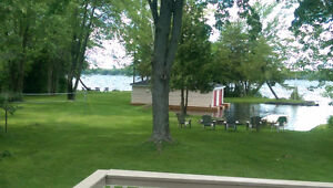 Bobcaygeon/Dunsford Lake front house for rent