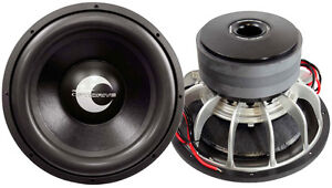 6000 watt Competition 15inch Subwoofer