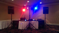 Experienced DJ with Karaoke and Live Entertainment options!
