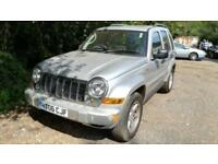 Jeep Cherokee 2.8CRD ( 161bhp ) 4X4 Auto Limited
