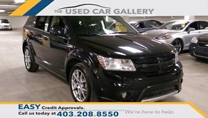 2012 Dodge Journey R/T AWD, Navigation, Leather, Sunroof!