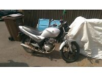 Sym xs125 ,not Cbr,Suzuki,yamaha,moped
