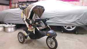 Jeep liberty baby stroller