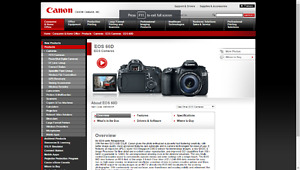 Canon 60D Body $499 OBO, Battery & Charger - original box / manu