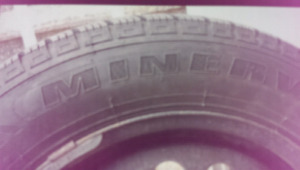 175-65-R15 Winter Tires and Rims
