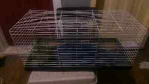 Large Rabbit/Guinea Pig Cage