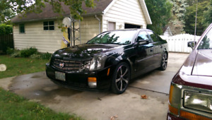 2007 Cadillac CTS with sport package. Mint condition!!