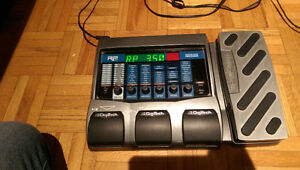 Digitech RP350 with power adapter. OBO