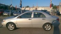 2007 TOYOTA COROLLA SE, POWER SUNROOF, MINT CONDITION!!!!