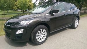 2012 Mazda CX-7 Cloth SUV, Crossover one owner -factory warranty