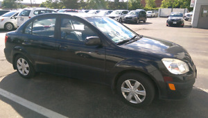 Kia Rio 2006 sedan for sale