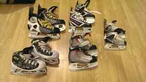 Hockey Skates for sale - Youth/Junior/Mens
