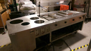 Used Steam Table