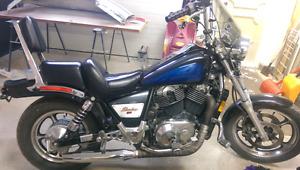1986 Honda Shadow 1100 cc