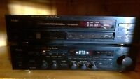 MOVING SALE - TEAC multi CD player and receiver