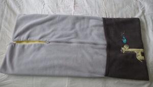 Fleece Cuddle Bag