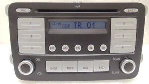 Radio auto VW (Golf, Jetta, EOS)