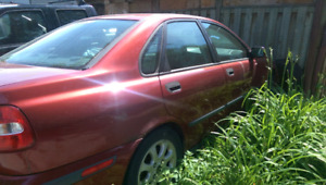 Volvo s40 low mms perfect shape