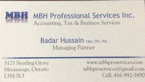 Personal and corporate tax services Oakville / Halton Region Toronto (GTA) image 1