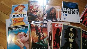 First Issue Comic Books    Marvel, DC, Image, Vertigo