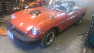 1975 MGB MG updated add price reduced!